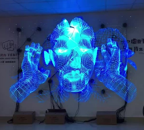 afriten-3d-holospin-led-hologram-fan-wall-39-fans-south-africa-rental